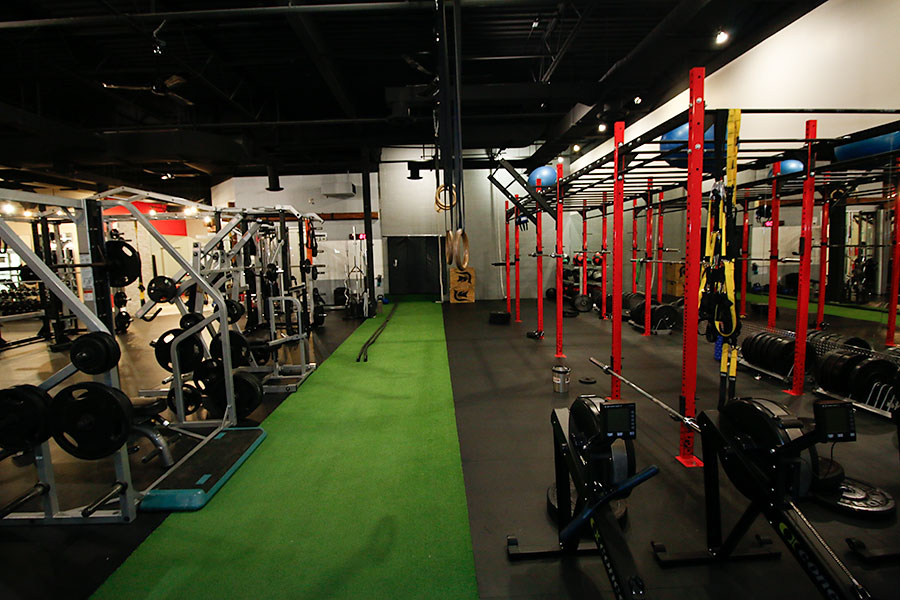 Atro Turf and Cross Fit Class