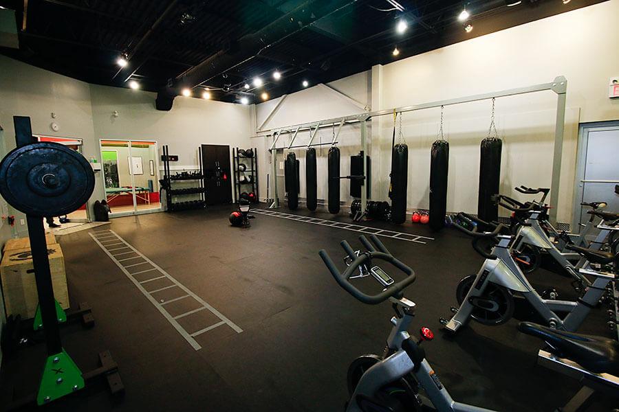PMF Studio Room