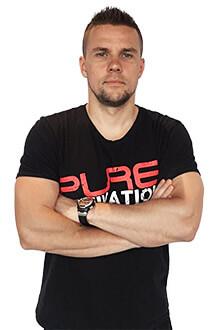 Adam Matwiejczuk - PMF Team Member