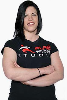 Courtney Dunford - PMF Team Member