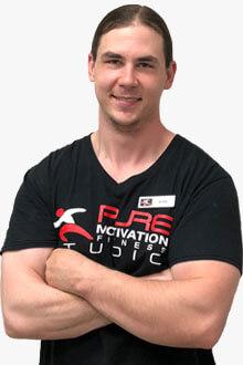 Ryan Meloche - PMF Team Member